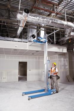 吉尼超级物料升降机SLA移动式物料升降机
