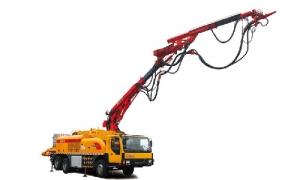 徐工HPC30混凝土喷浆车