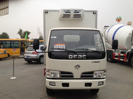 东风CLW5040XLC4冷藏车