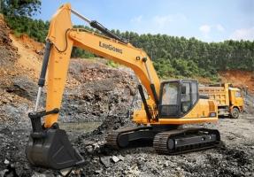 柳工CLG926E(国三)挖掘机