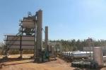 鑫海HLB-5000型沥青搅拌设备