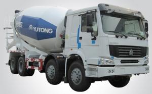 宇通重工YTZ5317GJB40F混凝土搅拌运输车