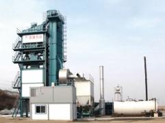 锡通QLB-X1000下置式沥青混合料搅拌设备