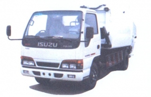 星马AH5052ZYS压缩式垃圾车