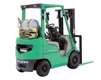 三菱Grendia FG15N内燃平衡重式叉车