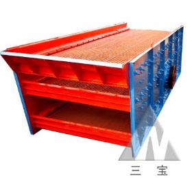 明山路桥YA系列圆振动筛筛分机