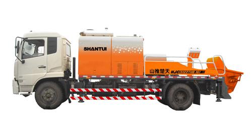 山推HJC5120THB-12Ⅱ / HJC5120THB-16Ⅱ车载泵