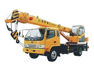 森源重工8吨汽车起重机