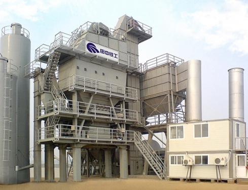 田中铁工TAP-4000LB沥青拌和设备