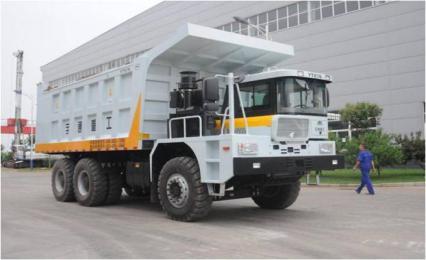 宇通重工YTK76非公路宽体矿用车76吨级