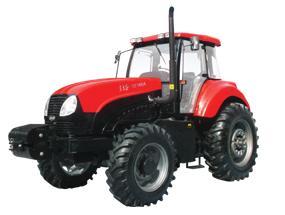 东方红(一拖)CF1304/CF1404轮式拖拉机