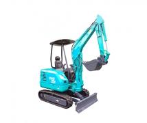 山河智能SWE25B微型挖掘机