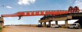 大方DFⅢ型系列架桥机