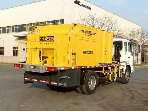 高远圣工HGY5120TYH型路面养护车