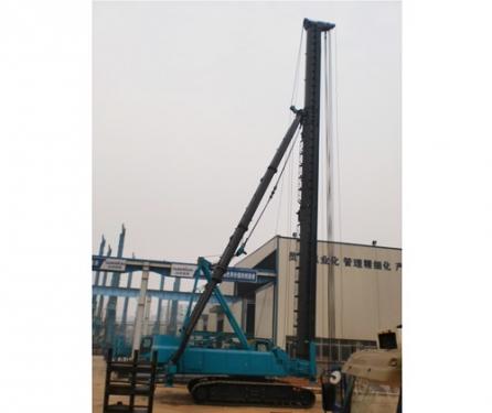 山河智能SWET858电液步履式桩机