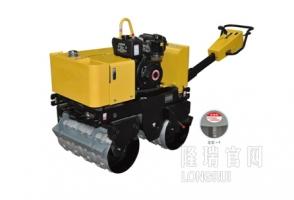 隆瑞机械LRYG635C手扶沟槽压路机