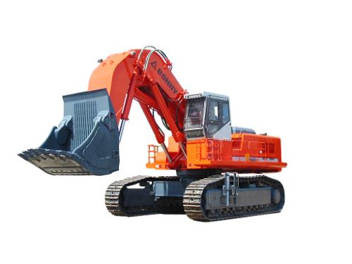 邦立CE1000-7正铲液压挖掘机