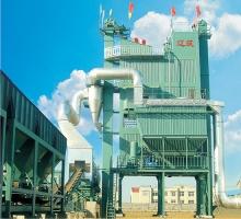 辽筑LJ2000型沥青混合料搅拌设备(主机全部彩板保温绿色环保型储料仓下置)