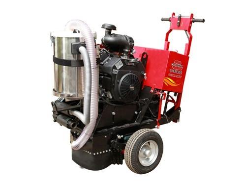 易山重工CLYK-25IV自带吸尘器、喷水槽型开槽机