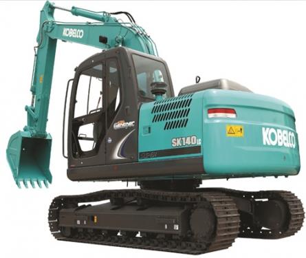 神钢SK140LC(进口机型)挖掘机