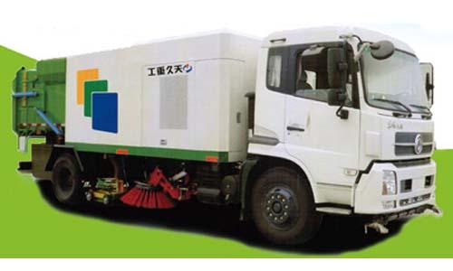 天久重工YSY5161TXSE4清扫车