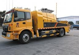 柳工HBC9018195E混凝土车载泵