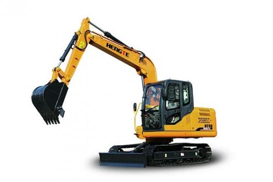 恒特HT90B挖掘机