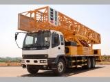 恒润高科HHR5250JQJ16(16m五十铃)型桥梁检测作业车