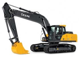 约翰迪尔E210 LC挖掘机