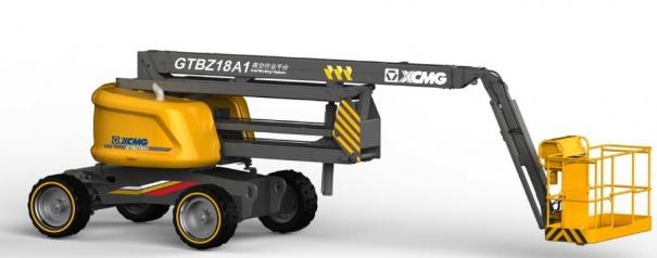 徐工GTBZ18A1曲臂式高空作业平台