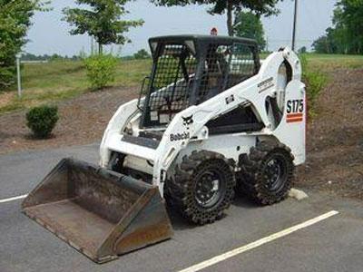 山猫S175滑移装载机