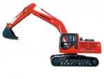 恒特HT230履带挖掘机
