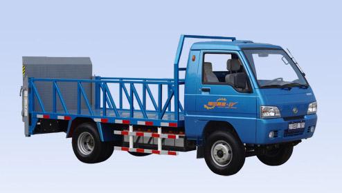 烟台海德YHD5030CTYBEV纯电动垃圾桶运输车