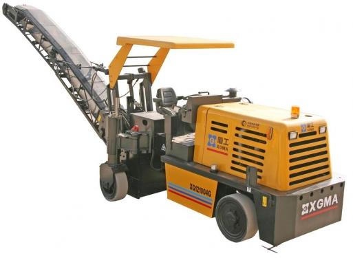 厦工XG121004G铣刨机