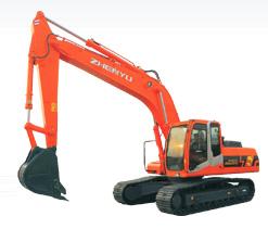 熔盛ZY230履带式挖掘机
