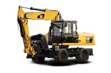 卡特彼勒M322D轮式挖掘机