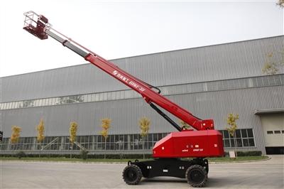 京城重工GTBZ22/24系列自行臂架式高空作业平台