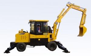 全工加长臂挖掘机挖掘机