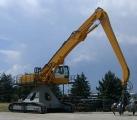 利勃海尔R 954 C Litronic High Rise履带式挖掘机