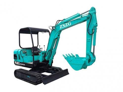 早山重工ZS-30微型挖掘机