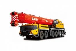 三一重工SAC3000全地面起重机