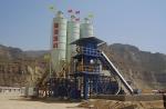 陆德HZS60水泥混凝土搅拌站