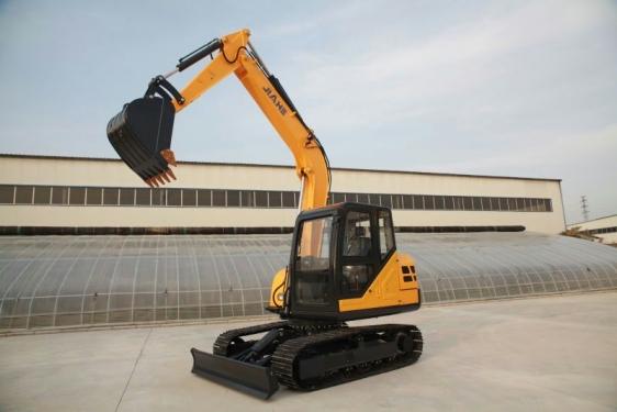 嘉和JH90履带式挖掘机