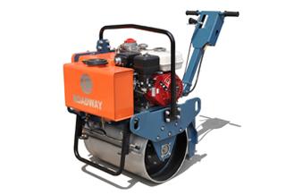 路得威RWYL11小型低配置手推式单钢轮压路机