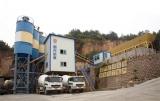 恒兴机械HZS系列高速铁路专用高性能混凝土搅拌站