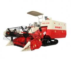 雷鸣重工4LZ-3收割机