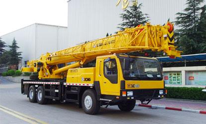 徐工QY30KT5(油田型)汽车起重机