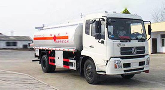 程力东风天锦化工液体运输车-DFL1140B2