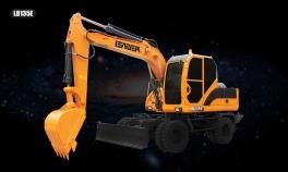 雷道LD135E挖掘机