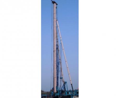 山河智能SWCH880-180M全液压履带桩机(出口机型)
